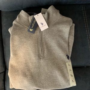 Polo men's sweater
